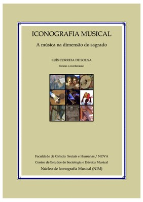 ICONOGRAFIA MUSICAL - A música na dimensão do sagrado_capa